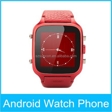 2015 new design W9 MKT6572 big memory ram 1+8g android 4.4 bluetooth 4.0 watch phone