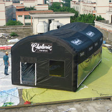 Hight quality large inflatable marquee,inflatable military tent