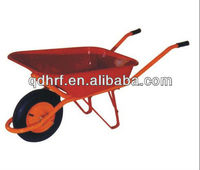 big wheel wheelbarrow heavy duty steel wheelbarrow