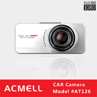 New product full HD 1080p 5.0 Mega pixels ambarella a7la70d dvr car