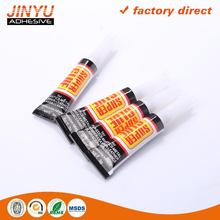 Professional Adhesive Factory Solvent Cement Adhesive cyanoacrylate stick glue