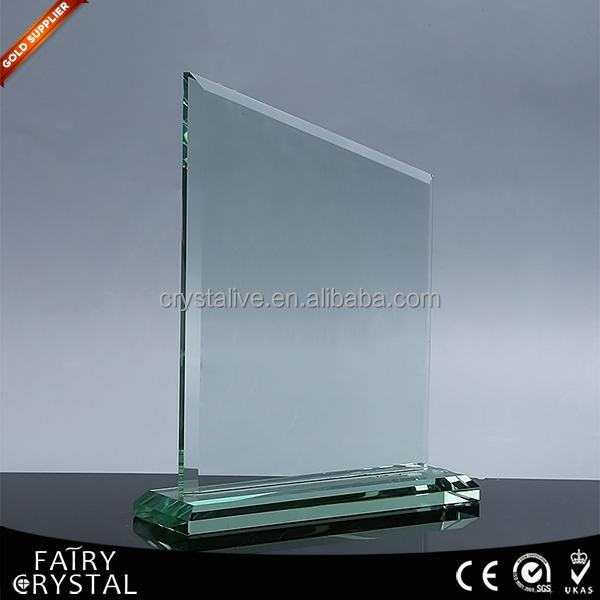 Hot Sale Decorative Beveled glass plaques, photo frame