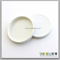 Wide Mouth Plastic Can Cap