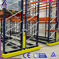 Steel Iron structures digital automatic warehouse racks and shelves