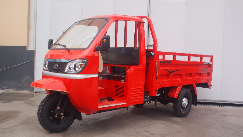 trade assurance New design Chongqing rickshaw cabin cargo motor tricycle