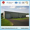 Easy And Quick Assembly Prefabricated Barns