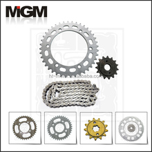 Motorcycle NX4 FALCON chain sprocket manufacturer,sprocket wheel
