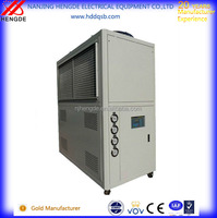 Air cooled water chiller for composite plastic wood to Telok Anson
