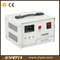 500VA home use automatic voltage regulator/cooling system with AVR Range 150Vac to 250Vac AVR stabilizer