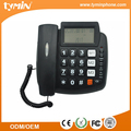 Speaker IC hearing aid caller ID senior phone with big button