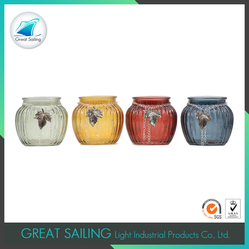 halloween decorations different types of glass candle holders