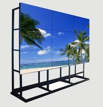 Ultra Narrow Bezel promotional lcd video wall tv unit