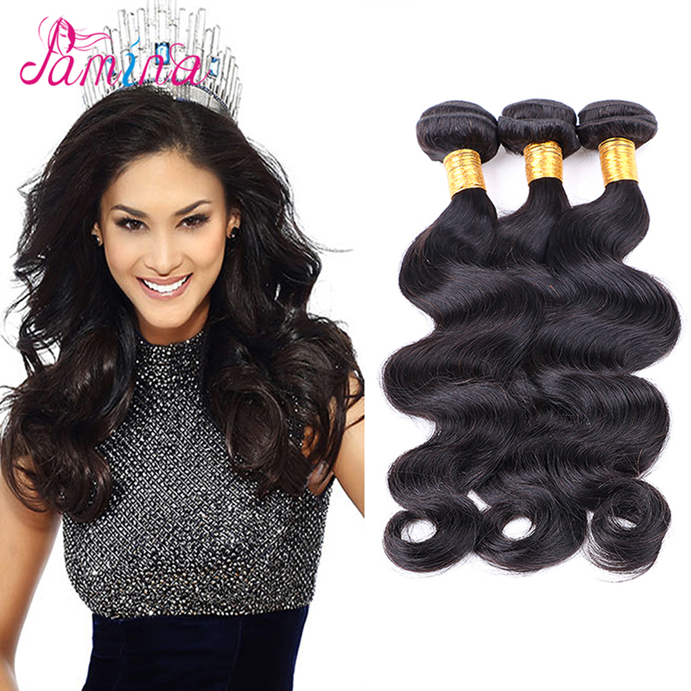 wholesale brazilian virgin hair 8-30inches brazilian body wave human hair bundles tangle free no shedding