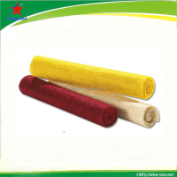 2m sisal roll with various colors