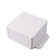 ABS waterproof pv junction box case plastic ip68 telecommunication cable connecting enclosure housing Electronics