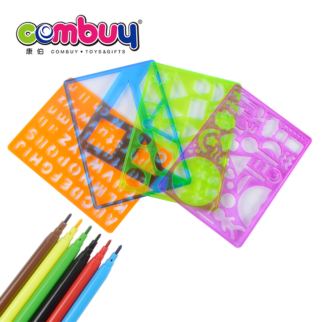 New design education drawing set toy tool kids art set