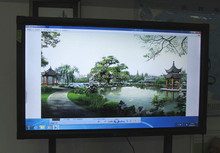 Touch LCD LED monitor TV PC all in one