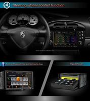 7 inch Touch screen Portable gps car navigator
