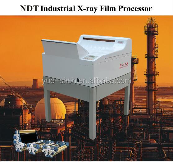 High performance NDT P14A-I automatic industrial x-ray film processor