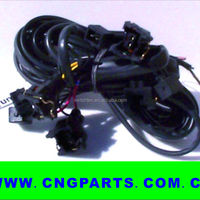 CNG Vehicle Wires Harness For Emulator