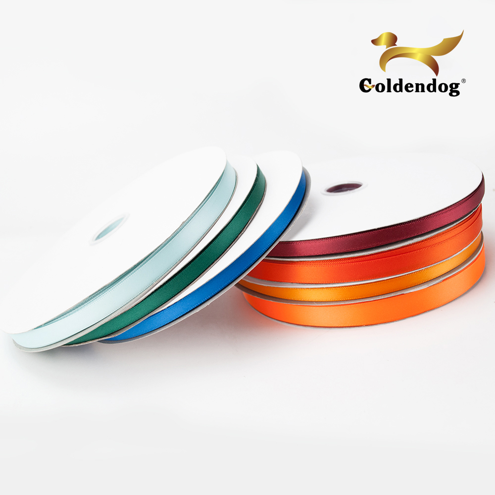 Wholesale high quality chinese silk dance ribbons for packing