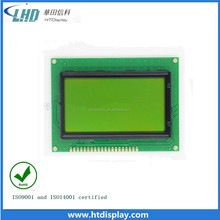 128 dots 64 lines 12864 industrial lcd module from HTDisplay
