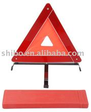 New design warning triangle