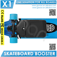 ONAN booster more powerful than off road skateboard