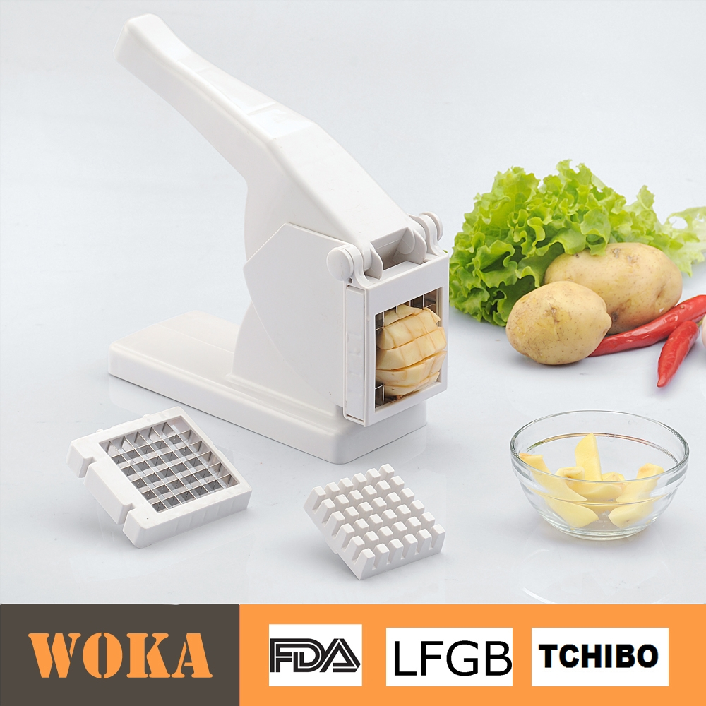 2016 hotsale plastic vegetable and fruit chopper