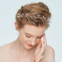 Top Quality Handmade Crown Hair Accessories Wedding Bridal Beads Princess Headpiece