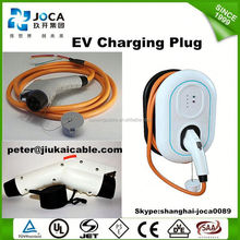 sae j1772 cable connector for Electric Vehicles (EV) Charging