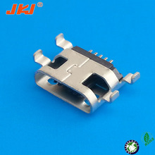 micro usb port type b dual pn87520 berg usb connector for Samsung