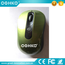 best cheap personalized 2.4G wireless optical computer mouse