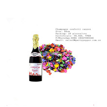 High Performance Champagne Bottle Confetti Cannon With Great Low Prices