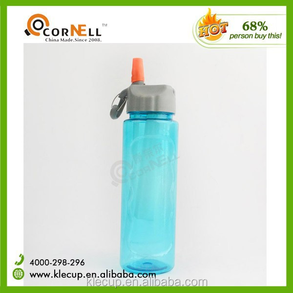 2015 0.75L/ 750ml/ plastic water bottle/ sippy cup /promotional plastic cups/25oz/bpa free/hot sale
