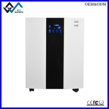 Room Air Purifier ionizer with activated carbon filter