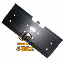 Track Shoe Kobelco single grouser steel track pad excavator parts SK04-2 SK07 SK09 SK12 SK14