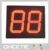 Great Waterproof Digital 10 Minutes 2 Minutes Day Counter 2 Digit LED Countdown Timer