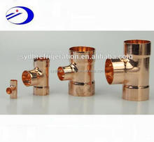 6mm~67mm 6mm~67mm 1/8 1/6 1/5 1/4 3/8 1/2 3/4 5/8 T type three way copper tube/fitting bends
