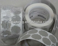 3M Trizact 466LA Abrasive Discs, P/N 61637, used for glass defect repair, corian and acrylic solid surface finishing