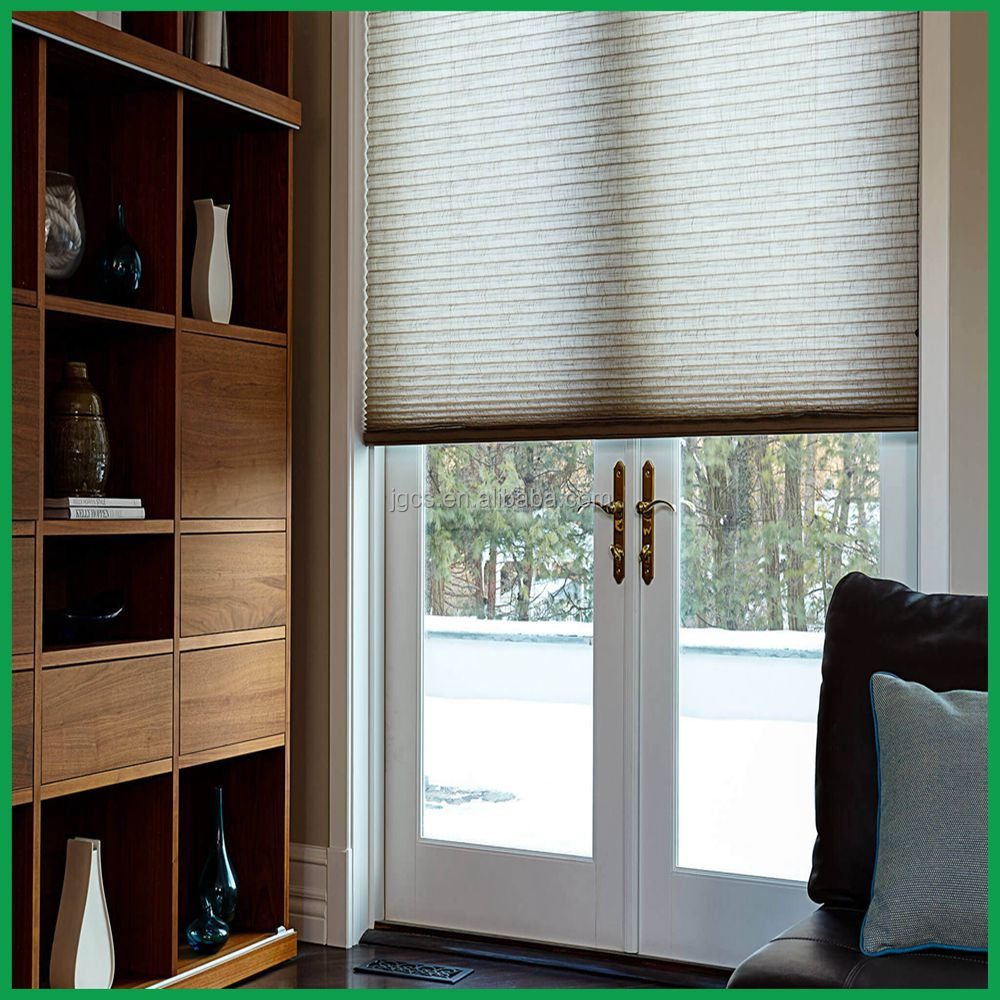Honeycomb blinds fabric and pleated blinds fabric