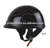 Prowel ABS or PP Racing Half Face Helmets in different size and colors