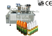 MIC-L40 eye drops filling and capping machine for small bottle