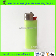 Factory custom plastic disposable gas bic lighter china
