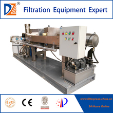 Stainless Steel Membrane Filter Press With Platform