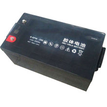 High efficient best price deep cycle Gel battery for inverter 12v 250ah 200ah
