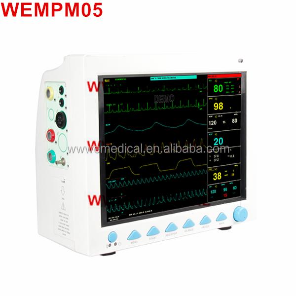 WEMPM05 medical equipment multi-parameter patient monitor price
