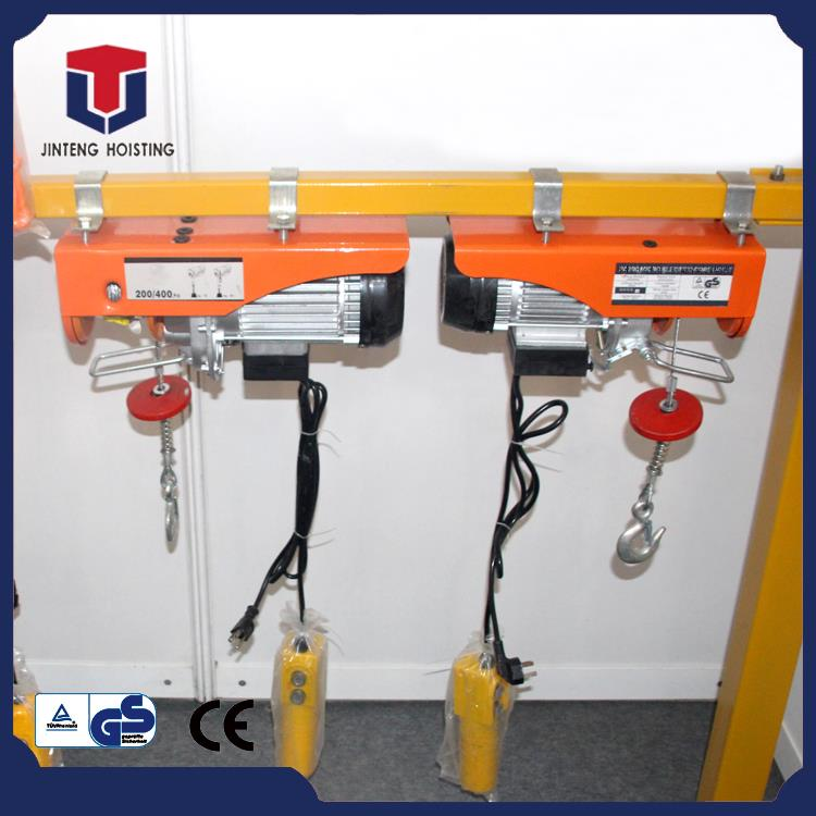 New model wire rope motor 380v truck hoist with good quality