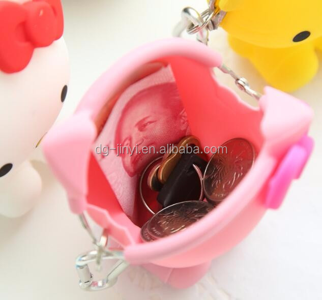 bulk wholesale silicone jelly coin purse small purses for girls