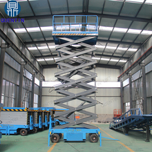4meters-18meters hydraulic mobile scissor lift